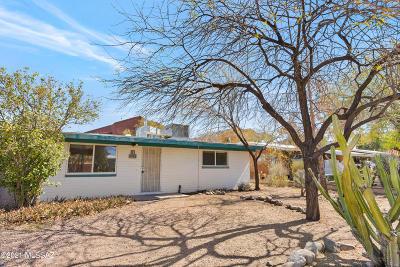 Tucson Single Family Home Active Contingent: 4048 N Fremont Avenue