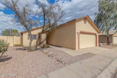 Tucson Single Family Home For Sale: 4770 N Laird Way