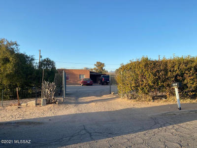 Tucson Single Family Home For Sale: 456 W Utah Street