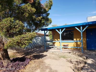 Tucson Single Family Home For Sale: 1508 N Van Buren Avenue