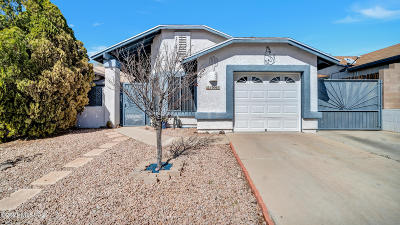 Tucson Townhouse For Sale: 10061 E Skyward Way