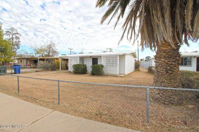 Tucson Single Family Home For Sale: 1751 S Citation Avenue