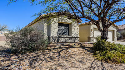 Vail Single Family Home Active Contingent: 13845 E Camino Costa Teguise