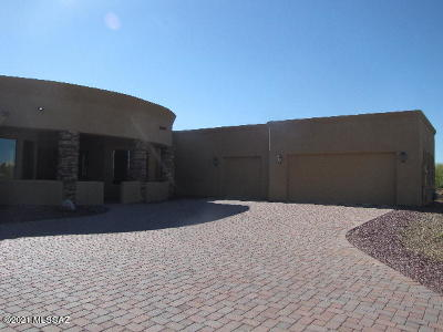 Vail Single Family Home Active Contingent: 8541 S Triangle O Ranch Lane