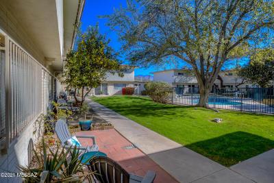 Tucson Condo For Sale: 101 E University Boulevard #2