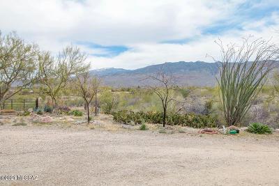 Tucson Single Family Home For Sale: 12011 E 8th Street