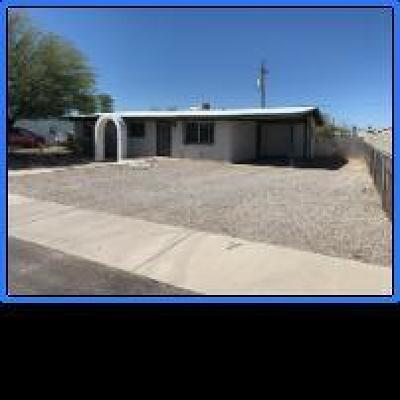 Marana Single Family Home Active Contingent: 13675 N Jarvis Court