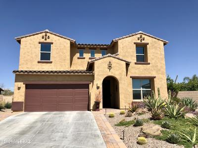 Marana Single Family Home Active Contingent: 12602 N Summer Wind Drive