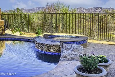 Marana Single Family Home Active Contingent: 12840 N Cactus Terrace Place