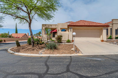 Oro Valley Single Family Home Active Contingent