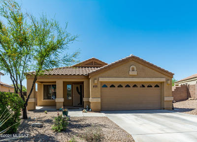 Marana Single Family Home Active Contingent: 11701 W Stone Hearth Street