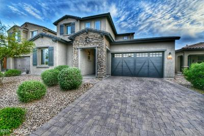 Oro Valley Single Family Home Active Contingent: 975 W Baccata Court