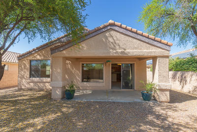 Marana Single Family Home For Sale: 11271 W Cotton Bale Lane