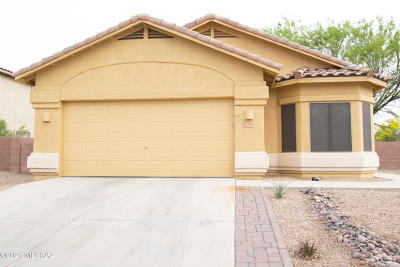 Marana Single Family Home Active Contingent: 11967 W Fontenelle Drive