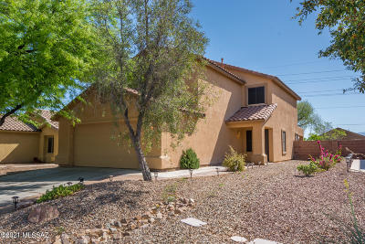 Marana Single Family Home For Sale: 12980 N Steamboat Drive