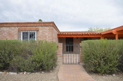 Tucson Single Family Home For Sale: 6811 E 3rd Street