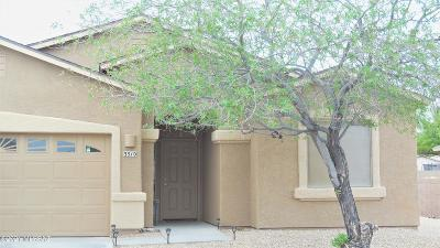 Tucson Single Family Home For Sale: 3510 W Avenida Sombra
