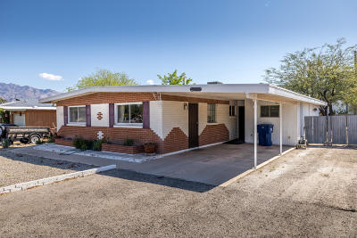 Tucson Single Family Home For Sale: 2930 N Venice Avenue
