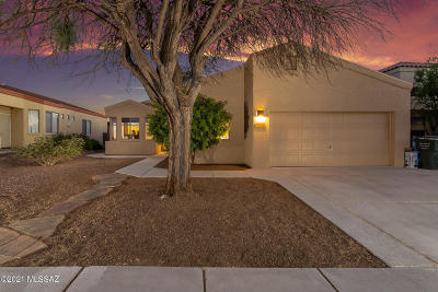 Tucson Single Family Home For Sale: 10224 E Calle Estrella Fugaz