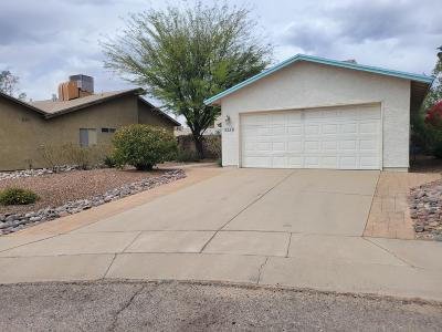 Tucson Single Family Home For Sale: 9288 N Yorkshire Court