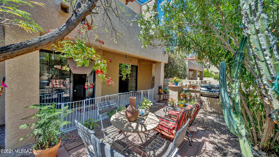 Tucson Townhouse For Sale: 1180 N Corinthian Place