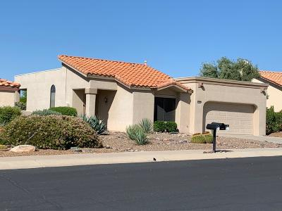 Oro Valley Single Family Home Active Contingent: 14301 N Chalk Creek Drive