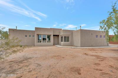 Marana Single Family Home Active Contingent: 10287 N Tall Cotton Drive