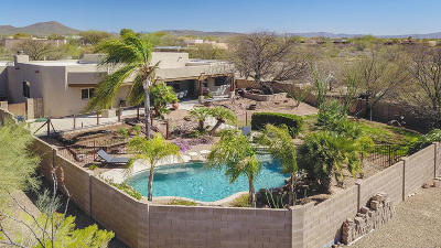 Vail Single Family Home Active Contingent: 14132 E Whispering Ocotillo Place