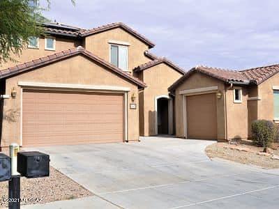 Tucson Single Family Home For Sale: 5395 S Black Falls Drive
