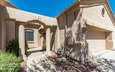 Oro Valley Townhouse Active Contingent: 13401 N Rancho Vistoso Boulevard #207