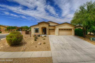 Oro Valley Single Family Home For Sale: 1544 W Soft Breeze Court