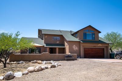 Tucson Single Family Home For Sale: 5467 E Starhaven Lane