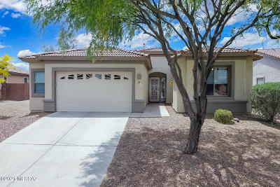 Vail Single Family Home Active Contingent: 11070 S Camino San Clemente