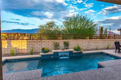 Oro Valley Single Family Home Active Contingent: 11740 N Sweet Orange Place