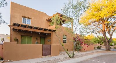 Tucson Single Family Home Active Contingent: 5331 S Morning Sky Lane