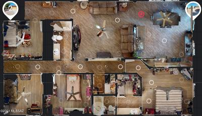 Sahuarita Single Family Home Active Contingent: 895 E Autumn Harvest Place