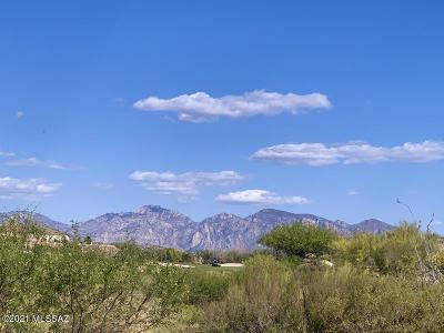 Marana Single Family Home Active Contingent: 5322 W Arid Canyon Drive
