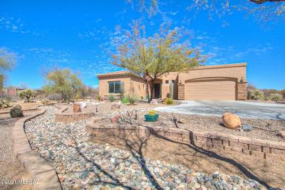 Marana Single Family Home For Sale: 4180 W Distant Wash Court