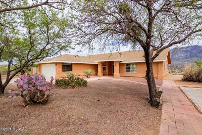 Tucson Single Family Home Active Contingent: 16632 N Windmill Place