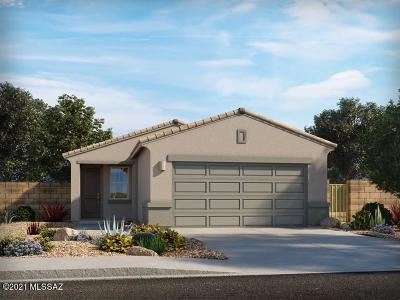 Marana Single Family Home For Sale: 10662 W Dickerson Drive