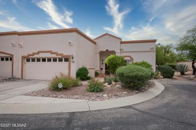 Oro Valley Townhouse Active Contingent: 1395 W Cactus Moon Place