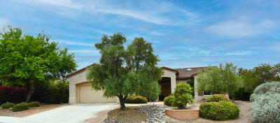 Oro Valley Single Family Home Active Contingent: 1092 E Ashbrook Drive