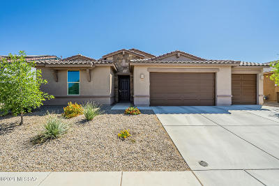 Marana Single Family Home Active Contingent: 12590 N Blondin Drive