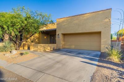 Tucson Single Family Home Active Contingent: 10536 E Karen Gannon Place