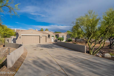 Oro Valley Single Family Home Active Contingent: 12656 N Piping Rock Road
