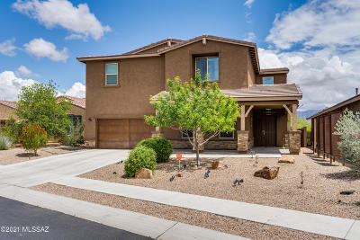 Oro Valley Single Family Home For Sale: 11084 N Hydrus Avenue