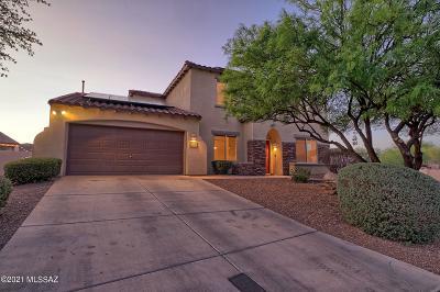 Sahuarita Single Family Home Active Contingent: 15060 S Placita Rancho Verano
