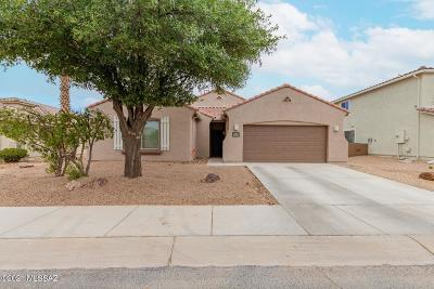 Marana Single Family Home Active Contingent: 11114 W Denier Drive