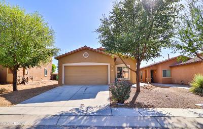 Sahuarita Single Family Home Active Contingent: 101 N Mattie Canyon Drive