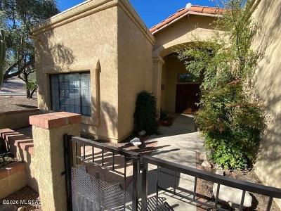 Oro Valley Townhouse For Sale: 775 Camino Corrida